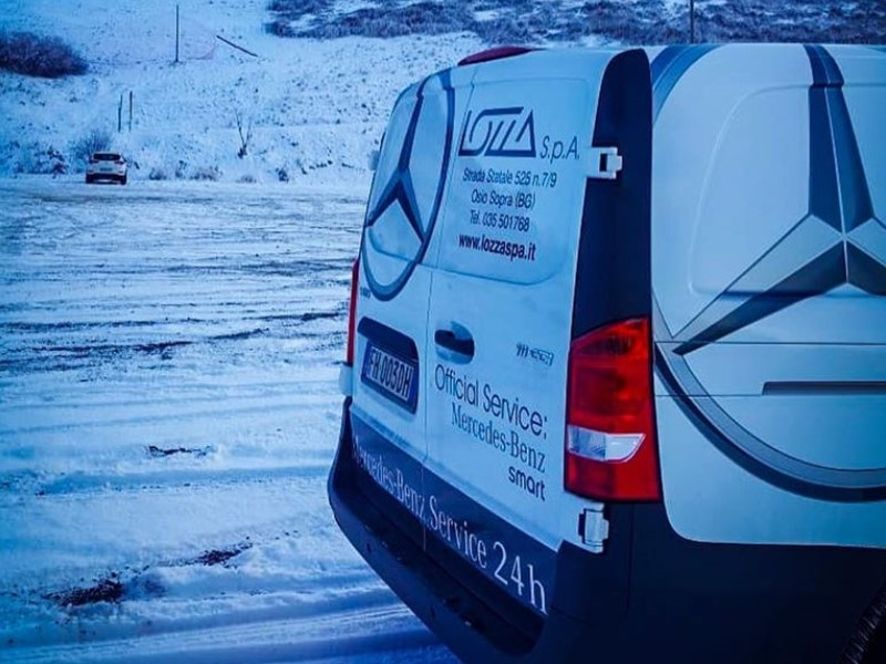 Service 24h Mercedes Bergamo